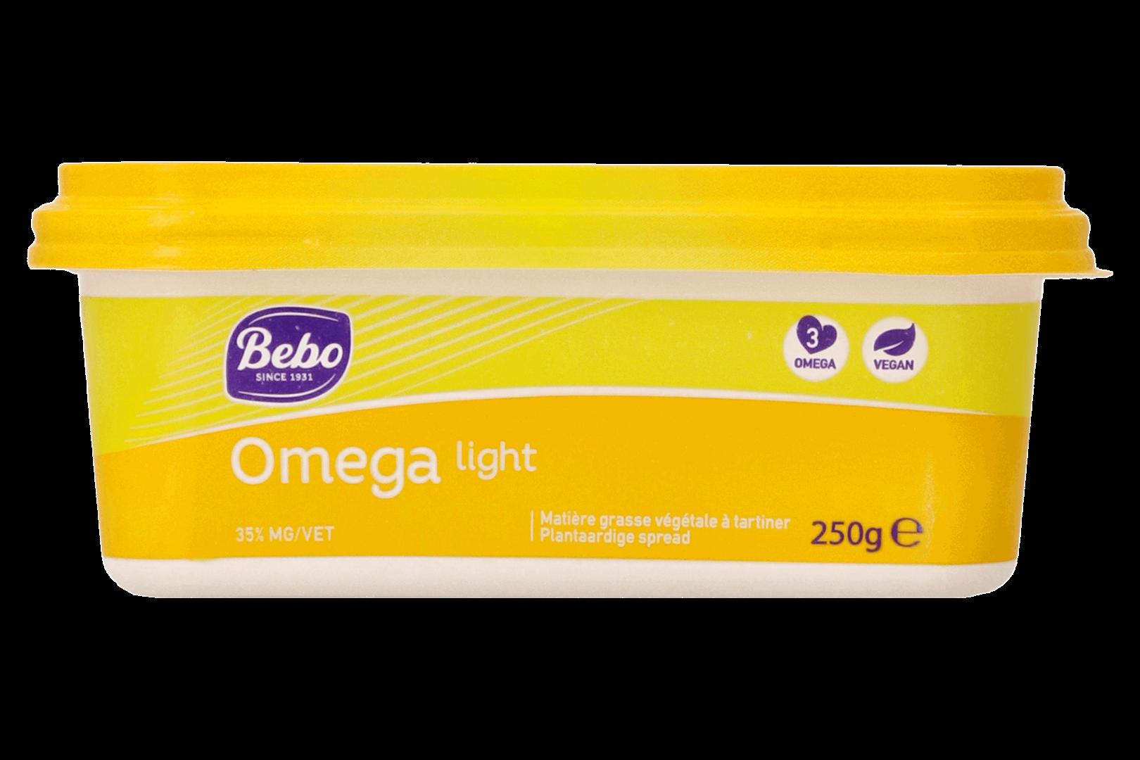 Productafbeelding BEBO Omega Light 35% 250g