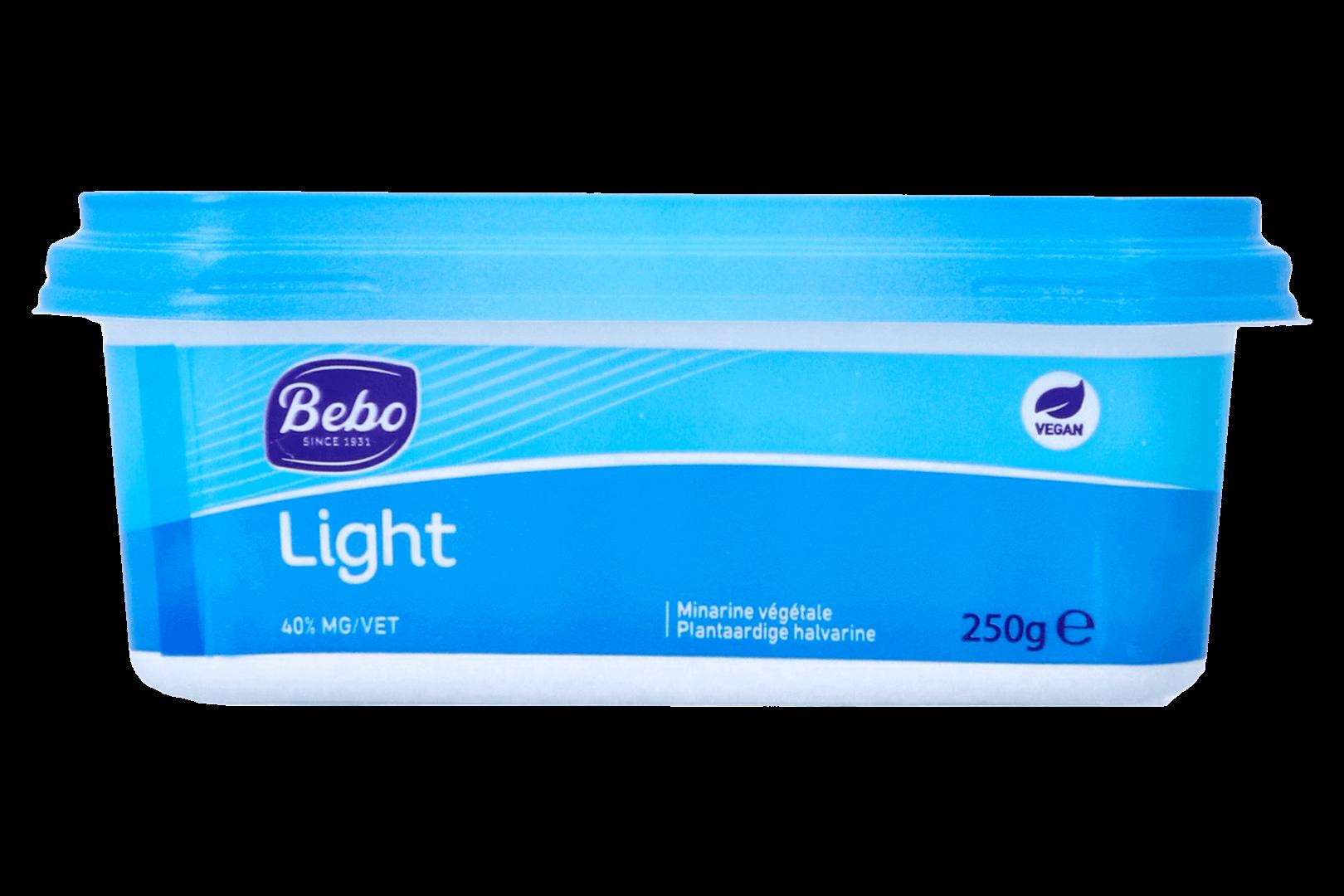 Productafbeelding BEBO Light 40% vet 250g
