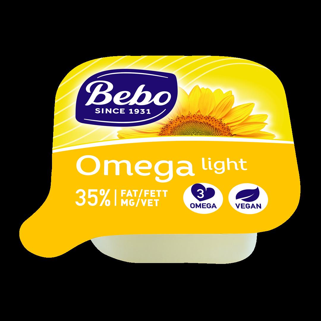 Productafbeelding BEBO Omega Light 400x10g