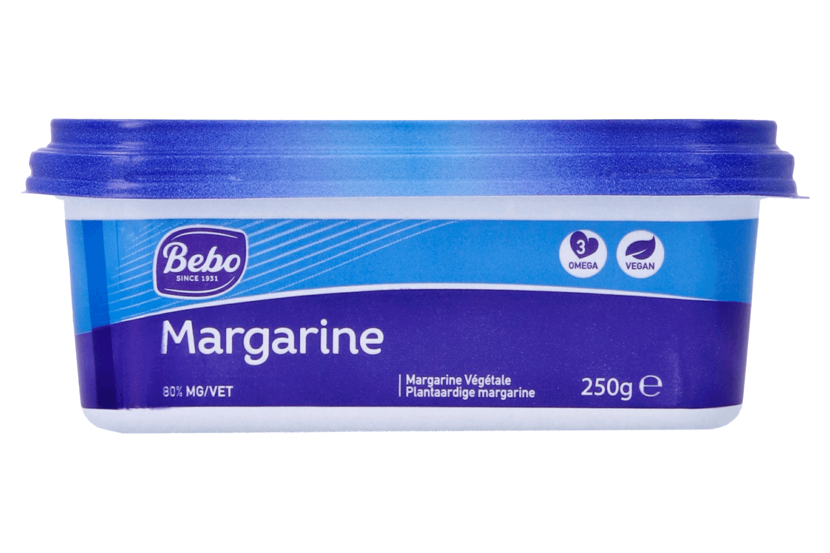 Productafbeelding BEBO Margarine 250g