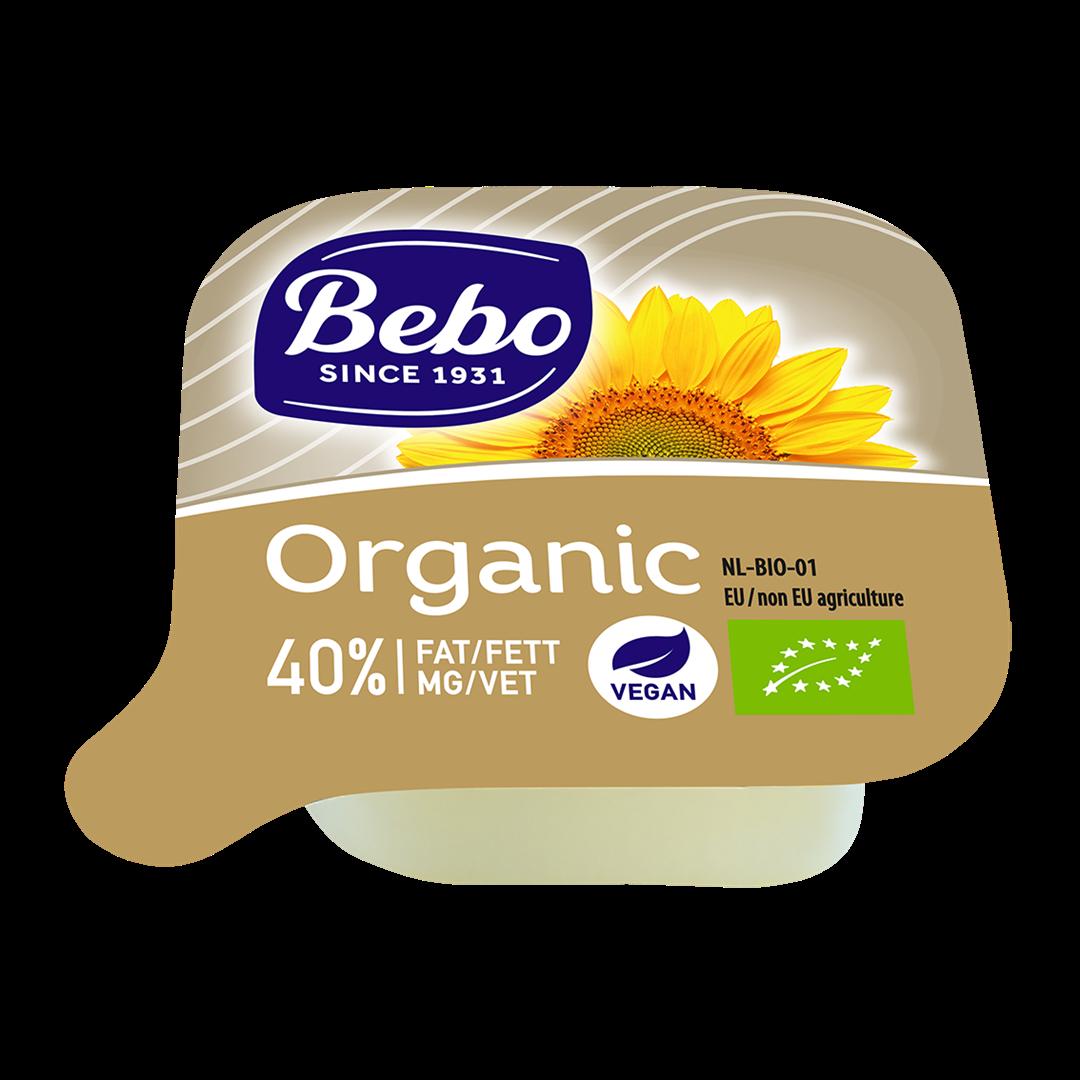 Productafbeelding BEBO Organic 40% vet 200x10g