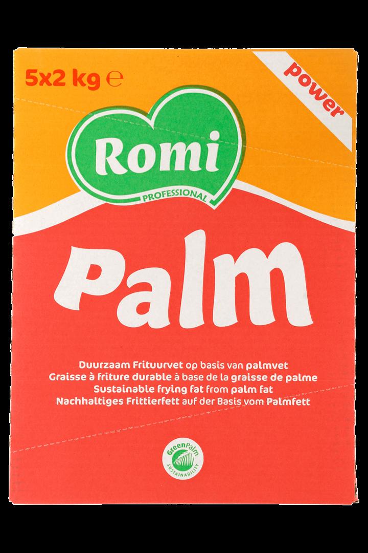 Productafbeelding ROMI Palm Frituurvet 2kg