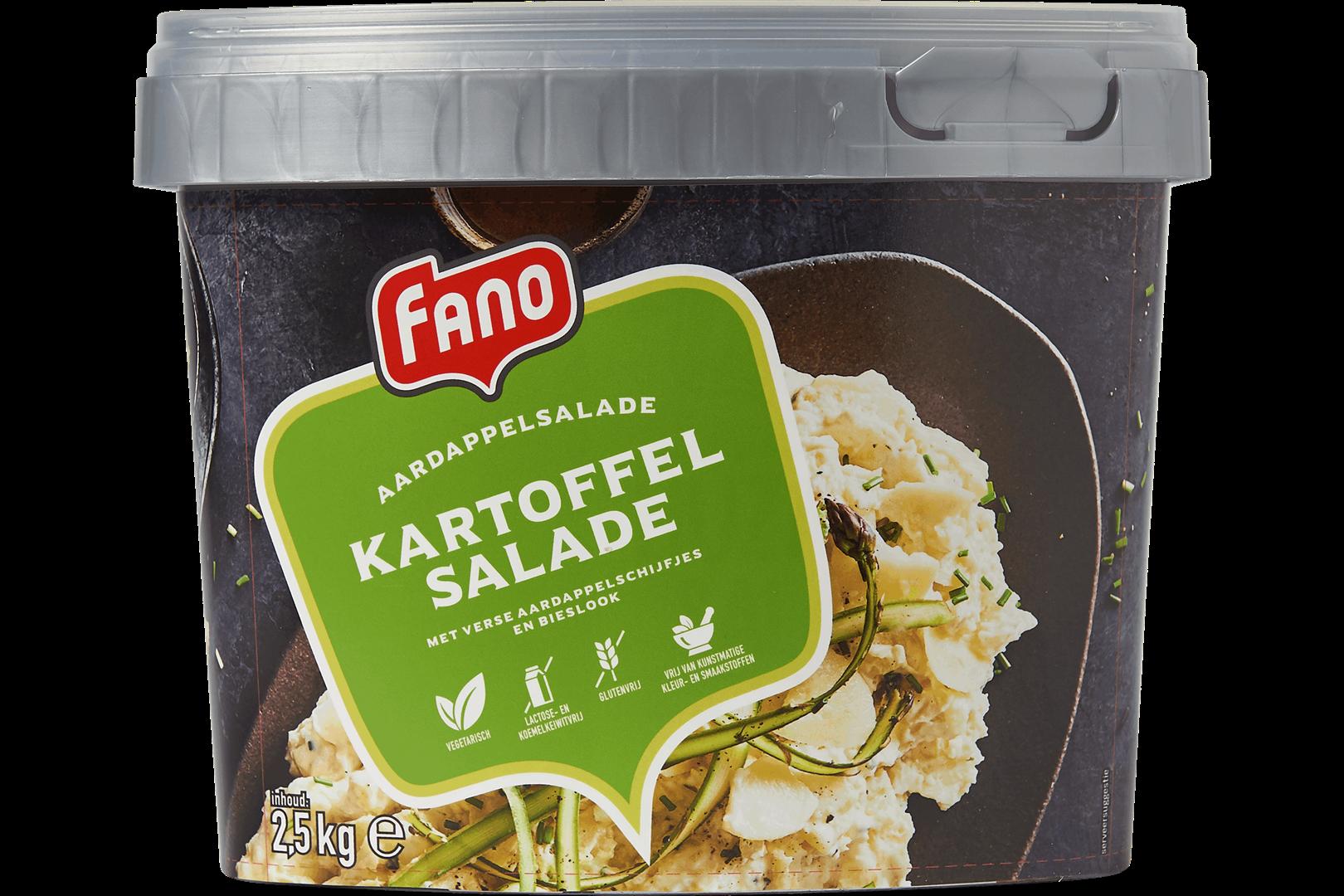 Productafbeelding FANO Kartoffel Salade 2,5kg