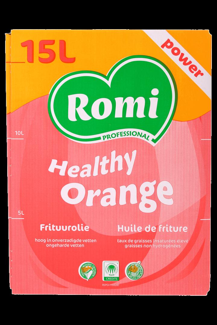 Productafbeelding ROMI Healthy Orange 15l