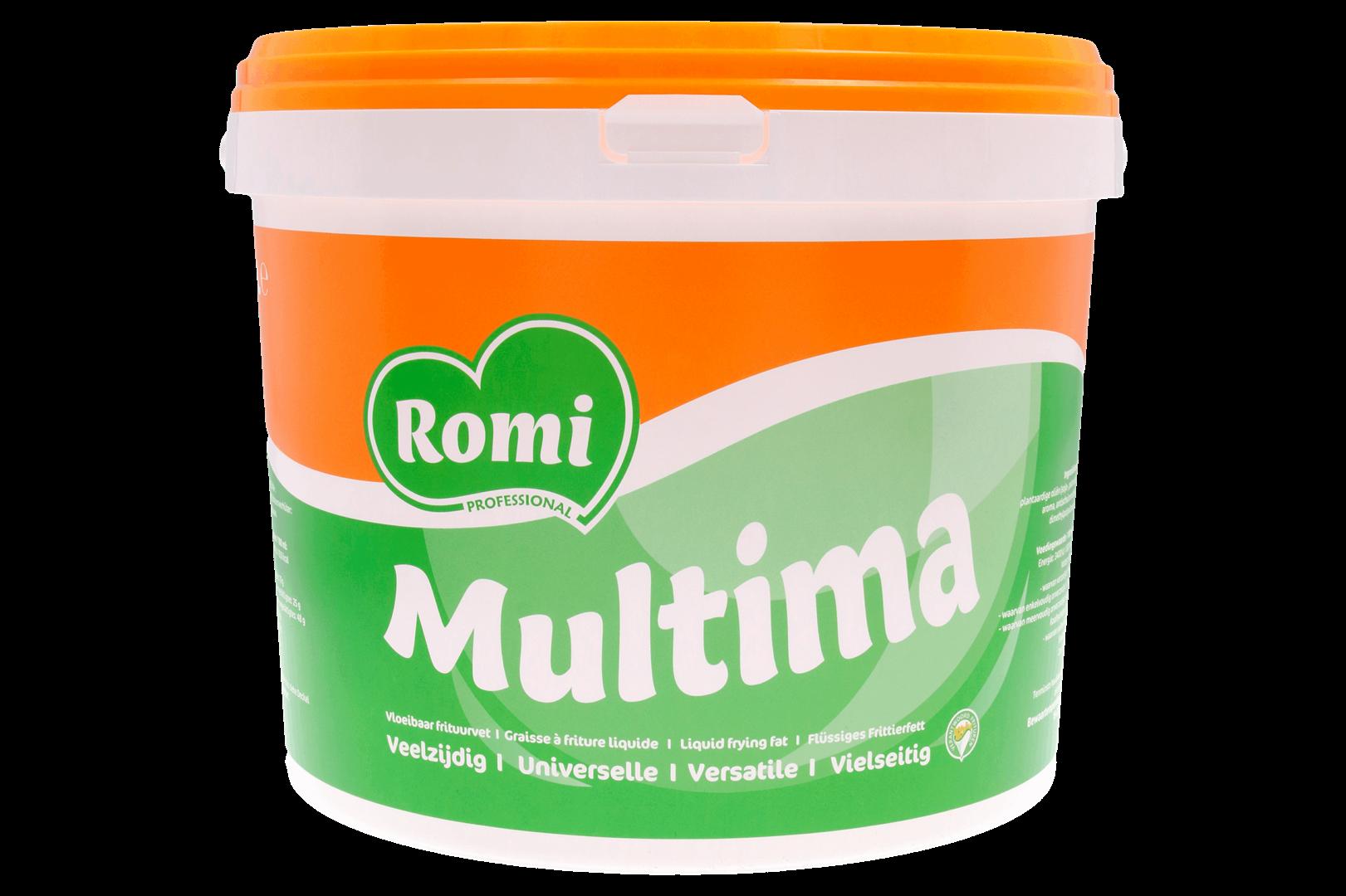 Productafbeelding ROMI Multima Vloeibaar 10l