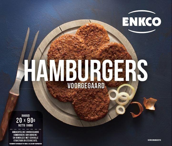 Productafbeelding Hamburger à la minute