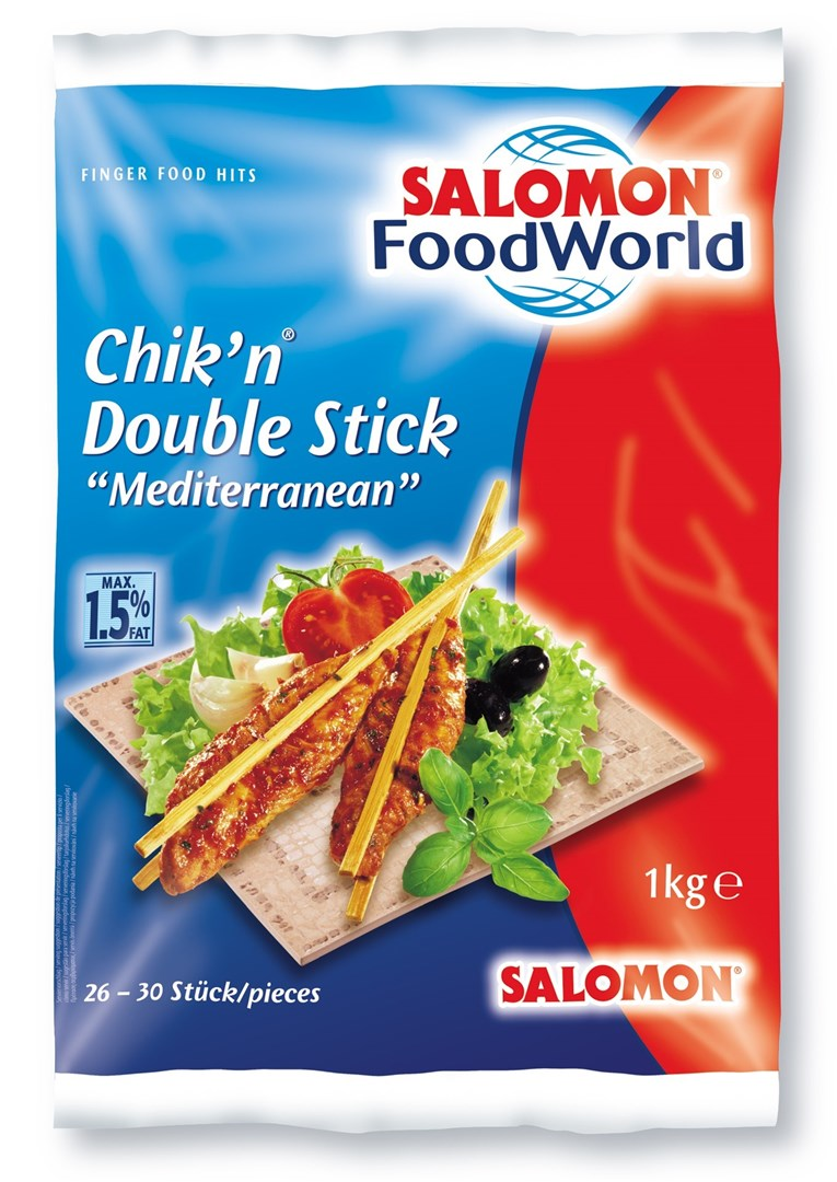 Productafbeelding Chik'n Double Stick Mediterranean