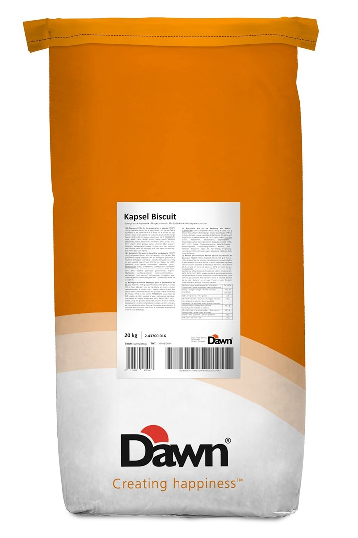 Productafbeelding Dawn Kapsel Biscuit 20 kg zak