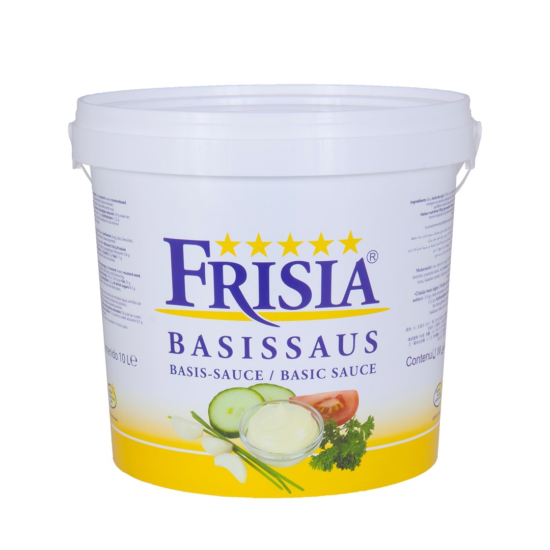 Productafbeelding Frisia basissaus 10 liter emmer