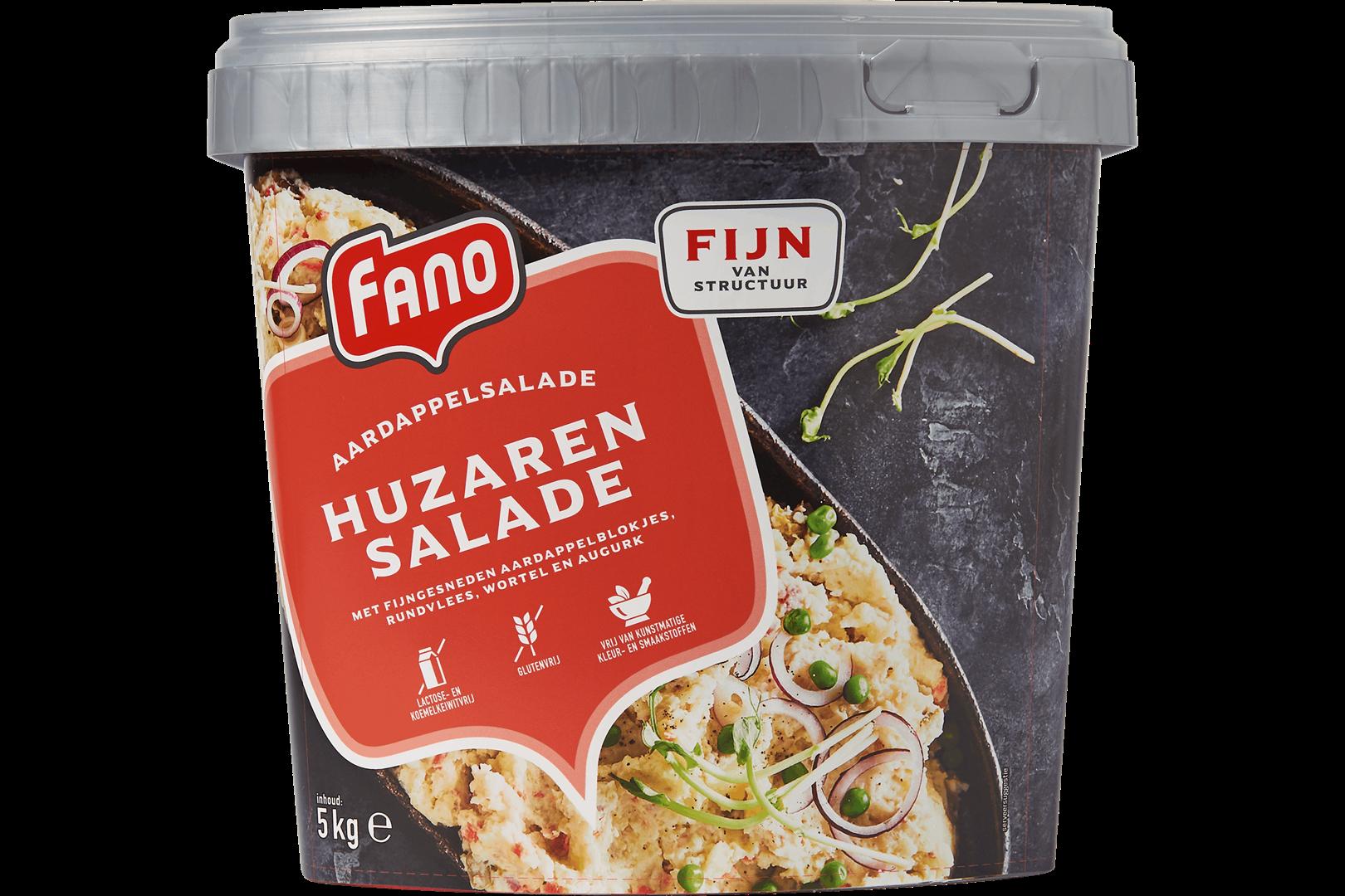 Productafbeelding FANO Huzarensalade Fijn 5kg