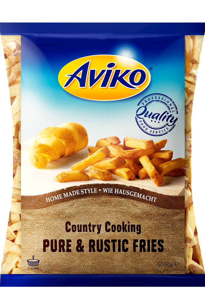 Productafbeelding Aviko Country Cooking Pure&Rustic 5000g