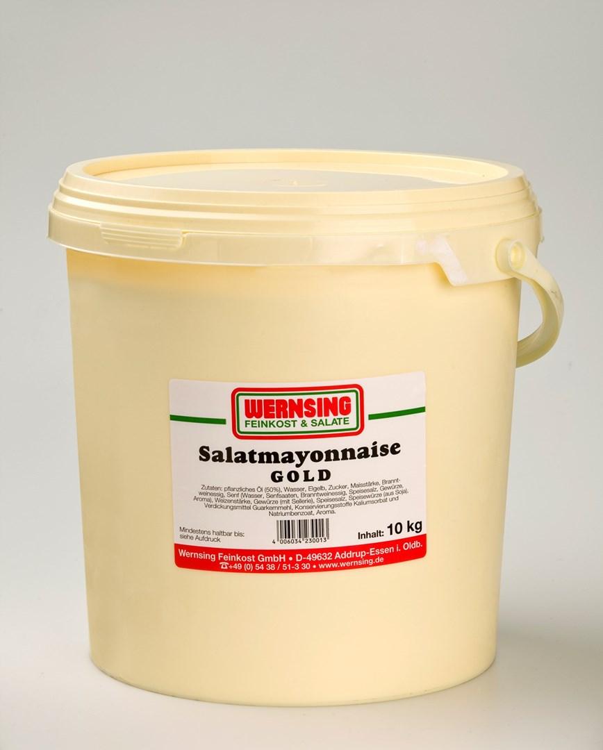 Productafbeelding Wernsing mayo 50% M.K. 10kg
