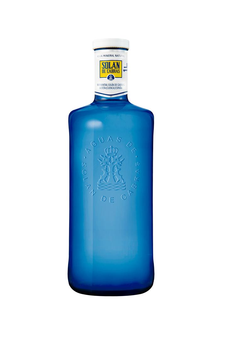 Productafbeelding Solan de Cabras mineraalwater 1L fles