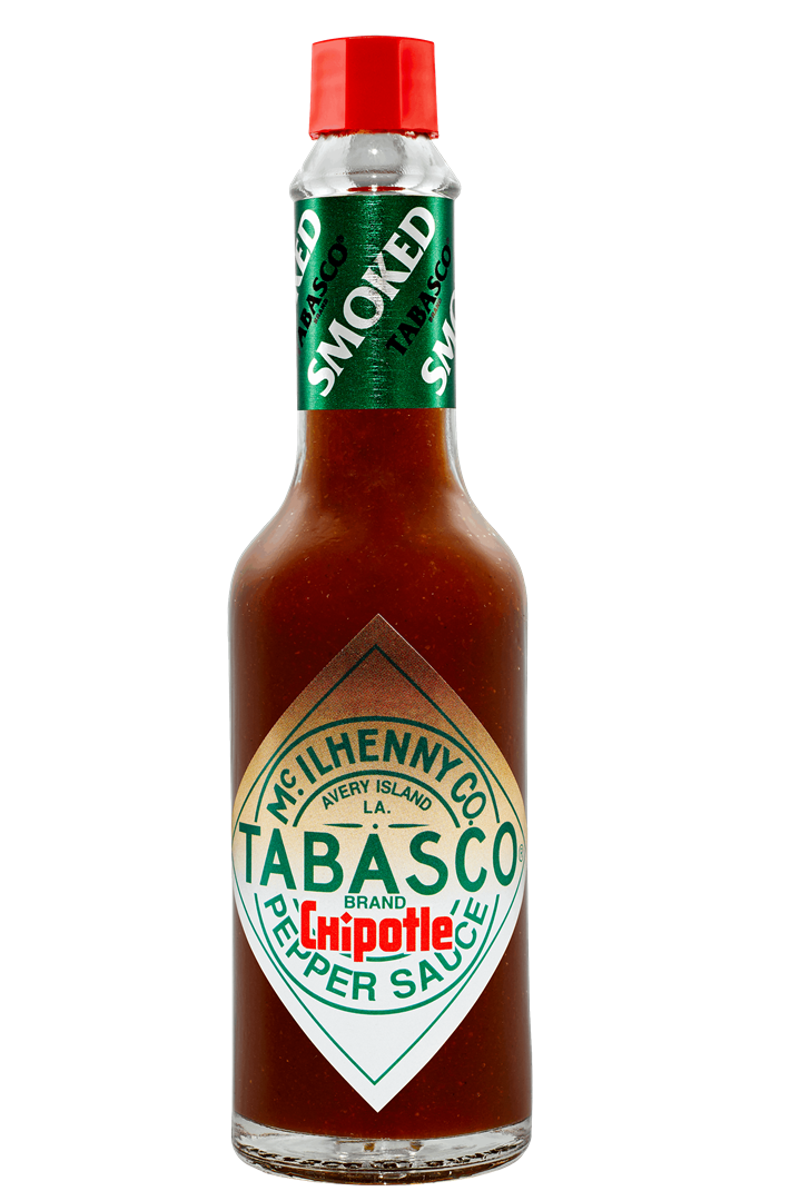 Productafbeelding Tabasco pepper sauce Chipotle bbq smaak 60ml doos