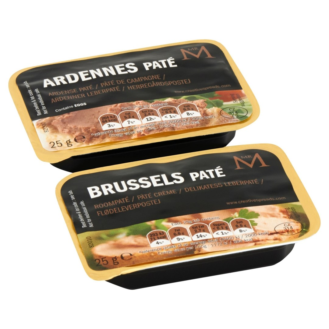 Productafbeelding Ardenner / Room paté in  cup 24x25g