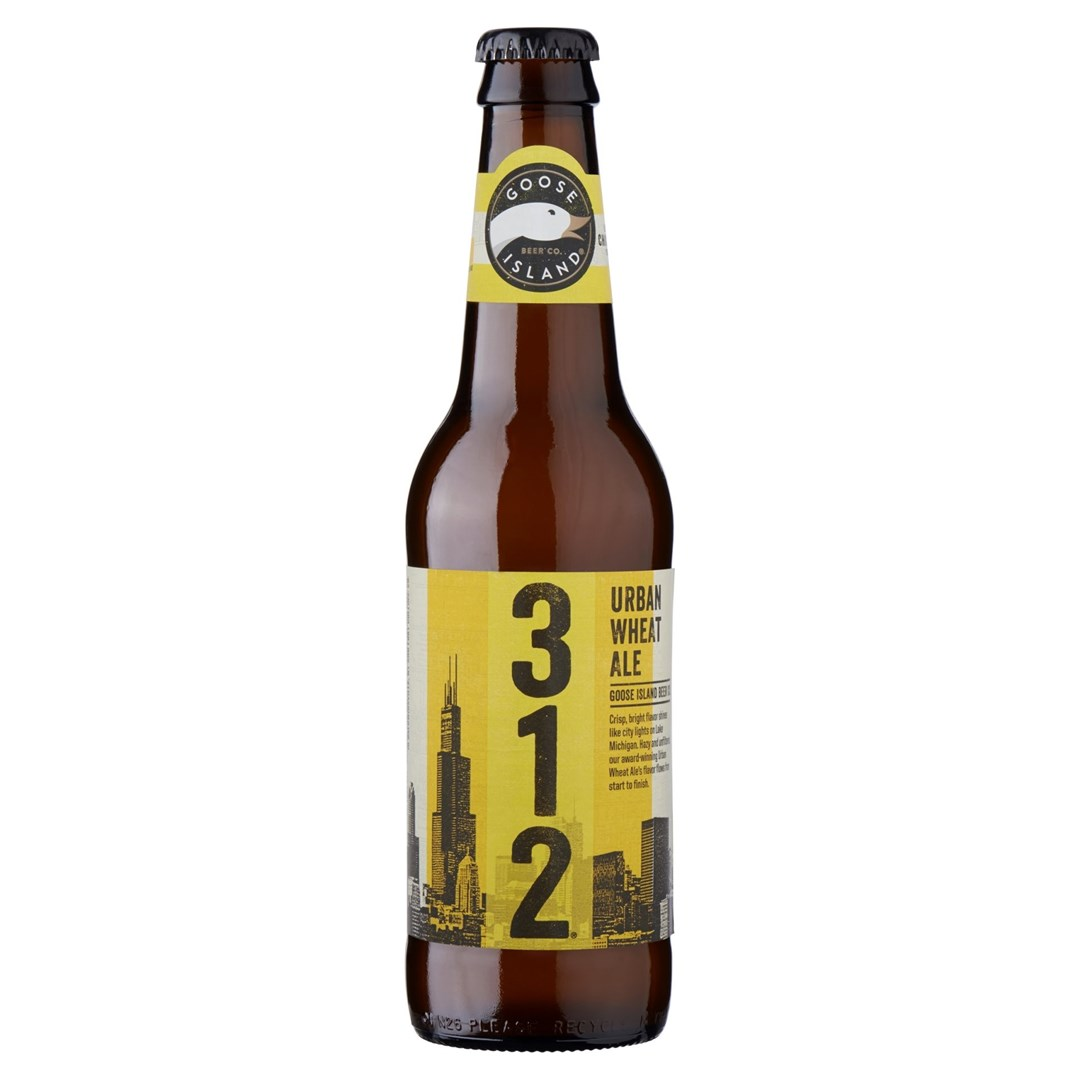 Productafbeelding GOOSE ISLAND 312 URBAN WHEAT ALE 35,5CL