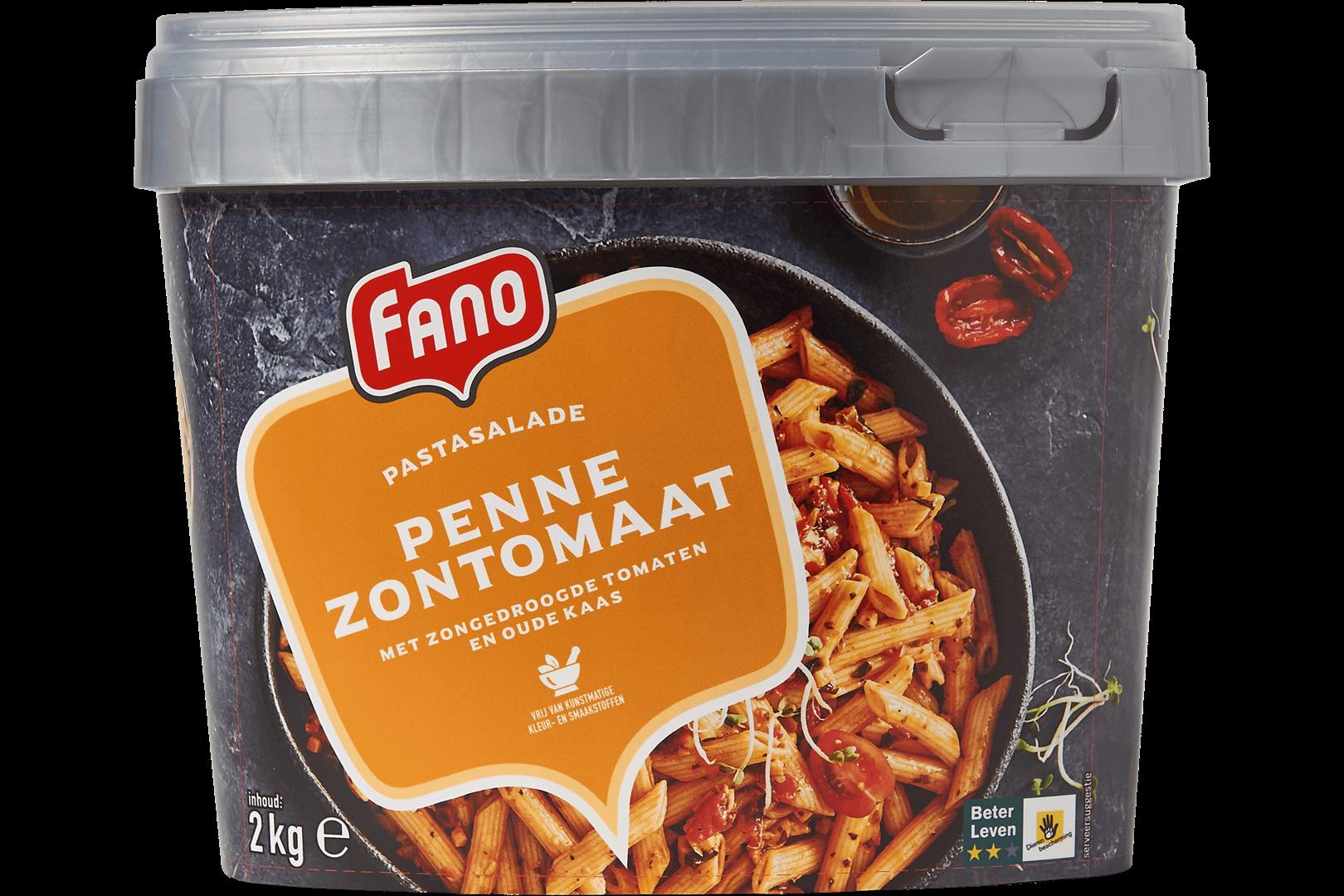 Productafbeelding FANO Pastasalade Zontomaat 2kg