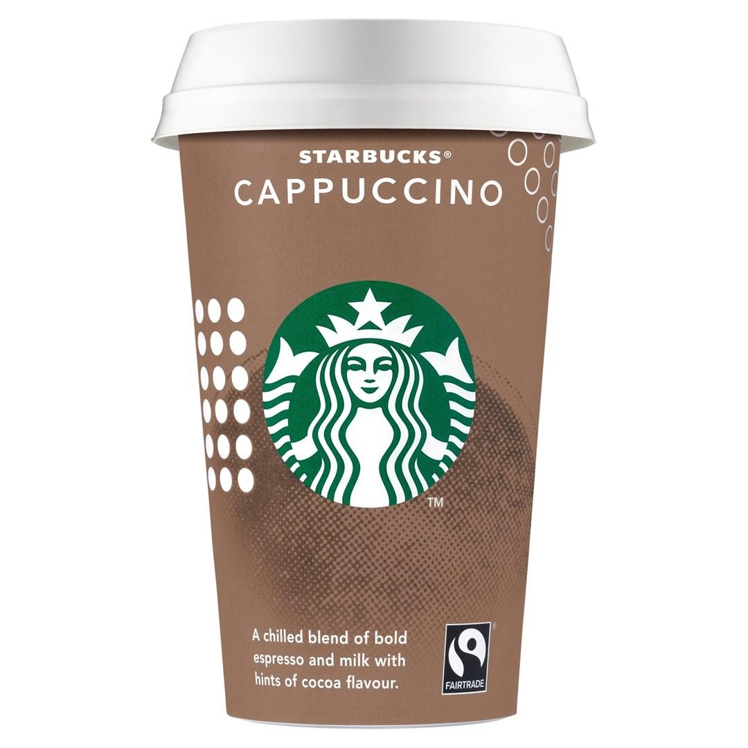 Productafbeelding Starbucks Chilled Classics Cappuccino 220ml beker