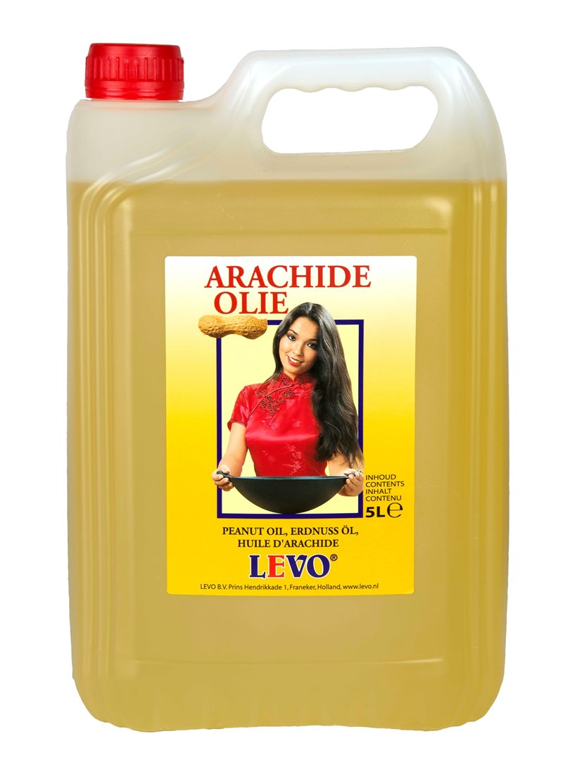 Productafbeelding Arachide olie 5 liter can