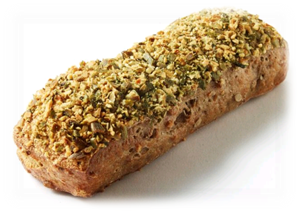 Productafbeelding GOURMAND BREAD WITH CEREALS AND SEEDS