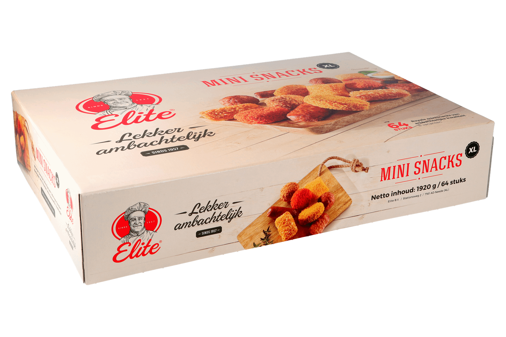 Productafbeelding Mini Snacks XL