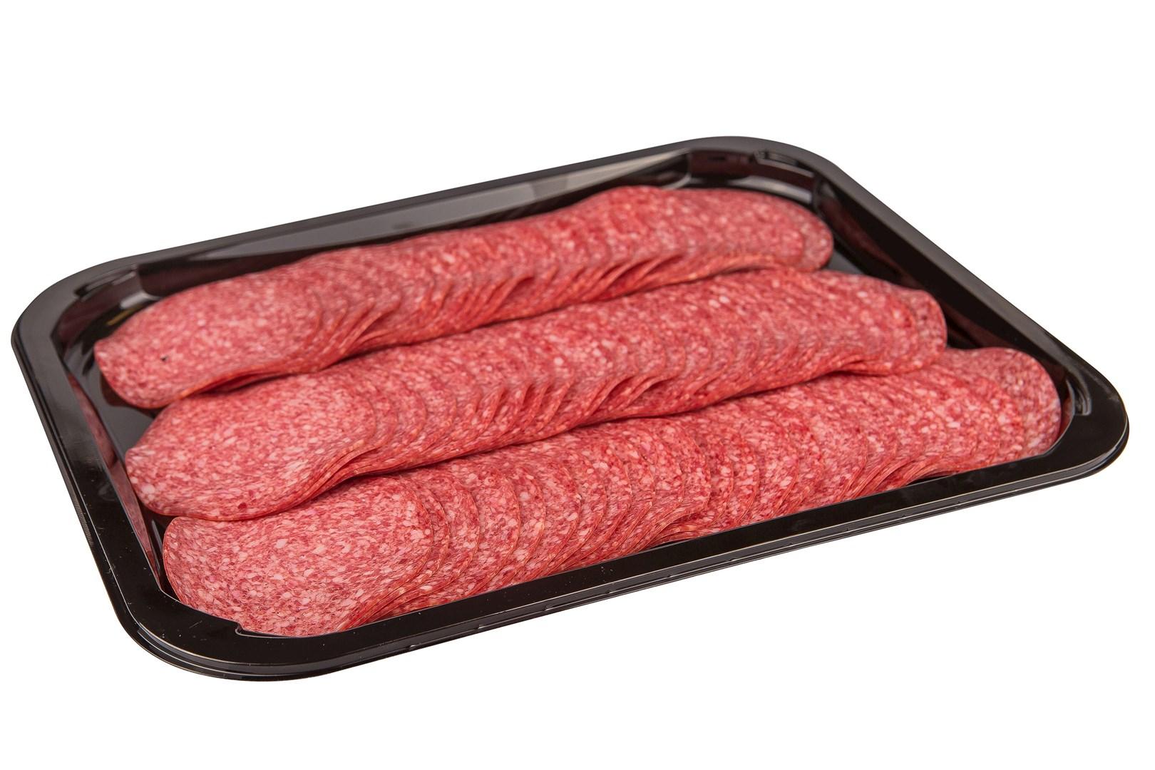 Productafbeelding Salami op stapel dik 1.5 mm 1 kg