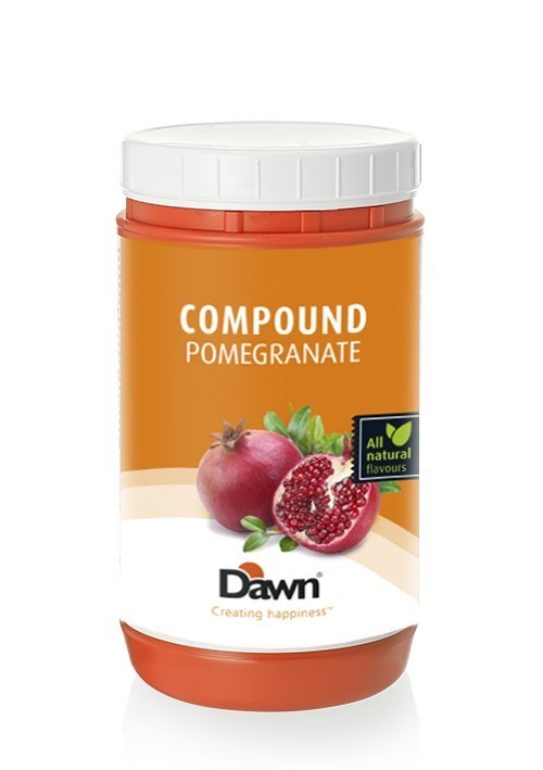 Productafbeelding Dawn Compound Granaatappel 1 kg pot