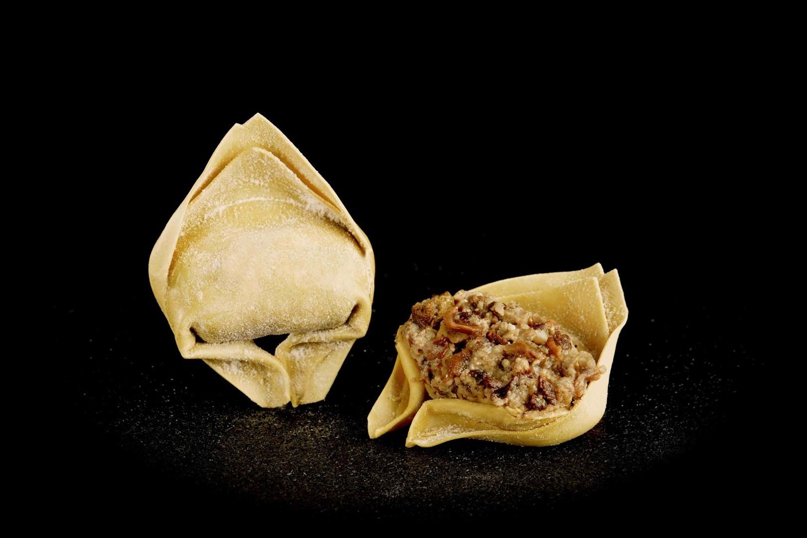 Productafbeelding Tortelloni gig. funghi-truffel vers 500g