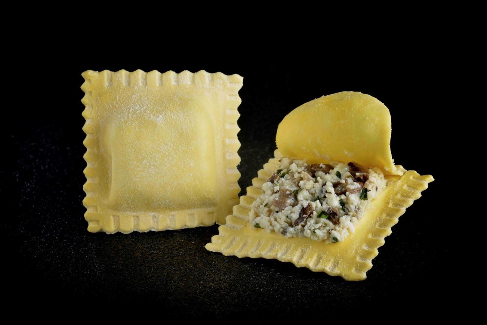 Productafbeelding Ravioli gig. aubergines vers 1kg