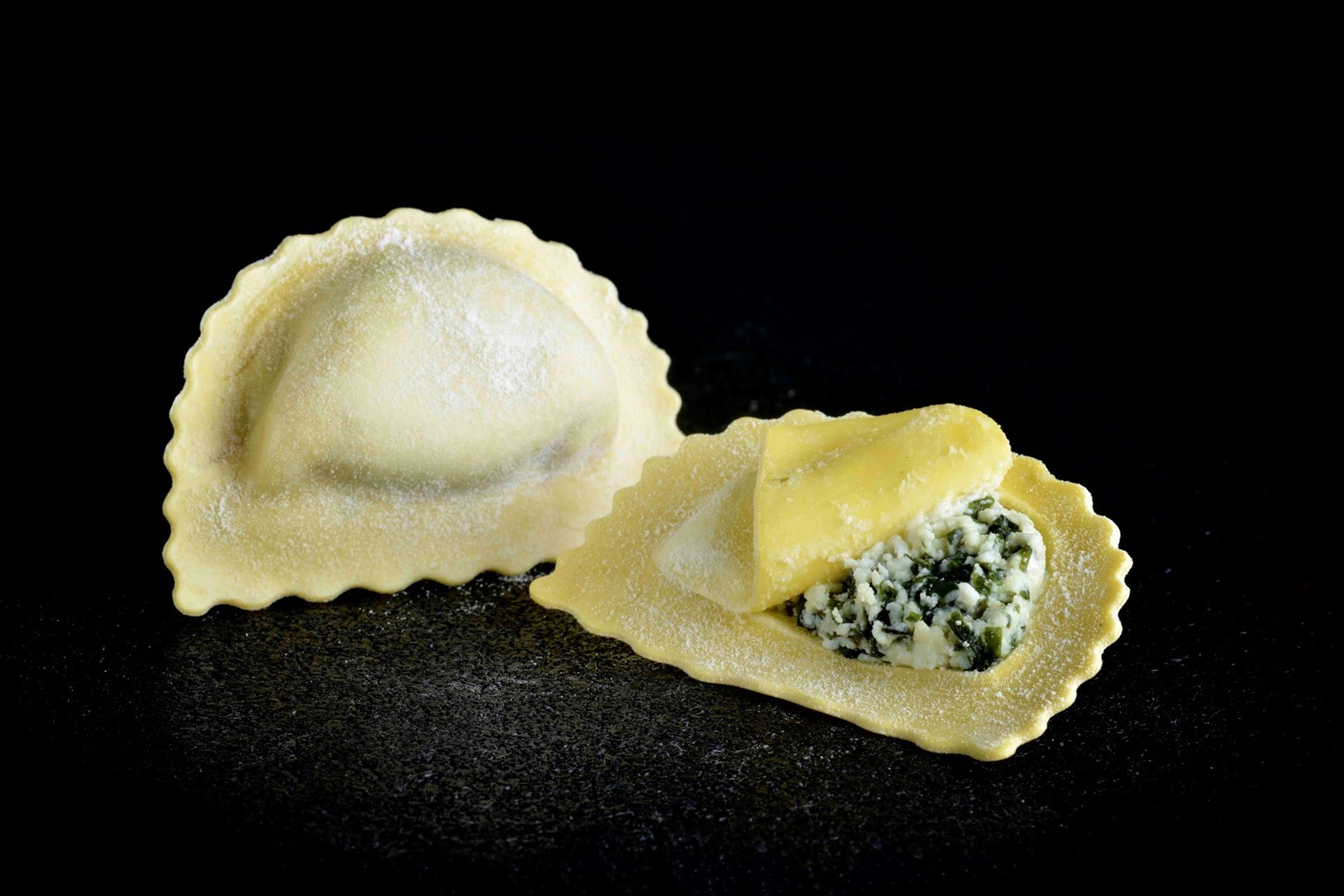 Productafbeelding Mezzalune zeewier diepvries 1kg
