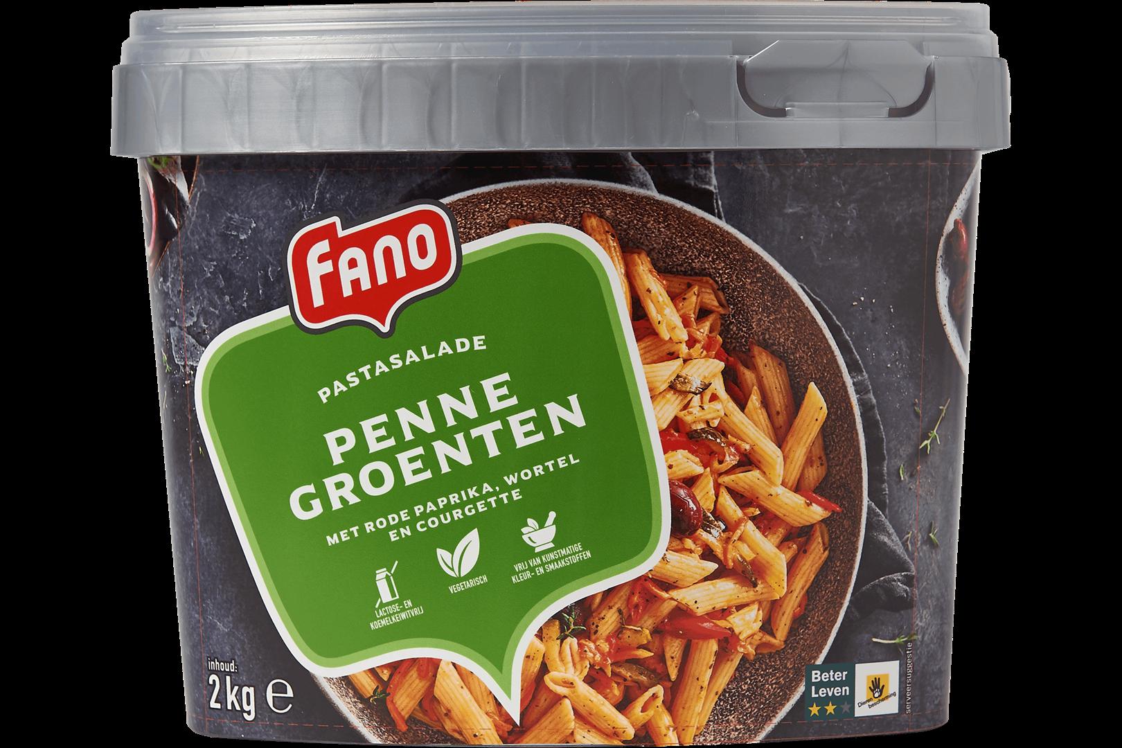 Productafbeelding FANO Pastasalade Groenten 2kg