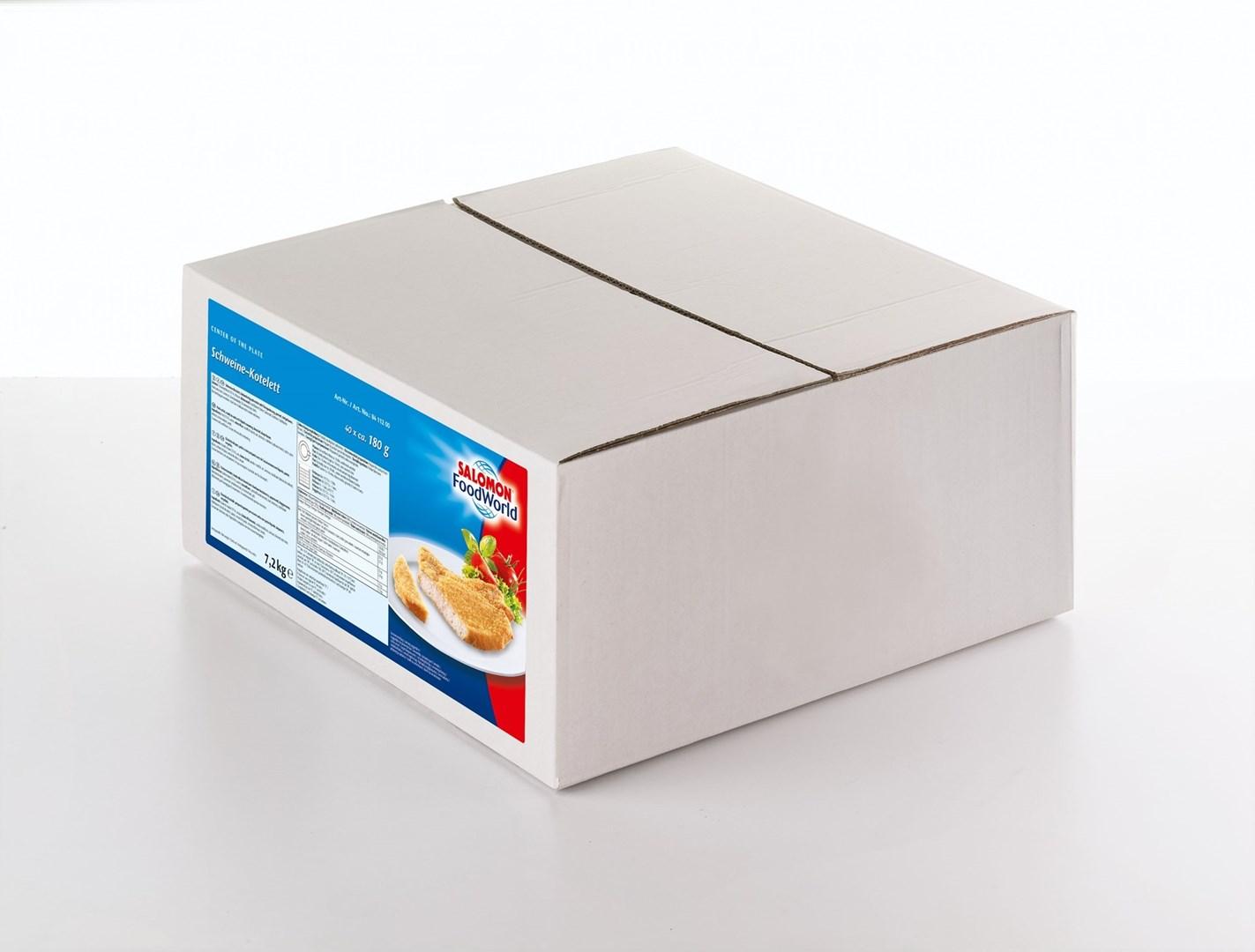 Productafbeelding MS Varkenskotelet 160 g