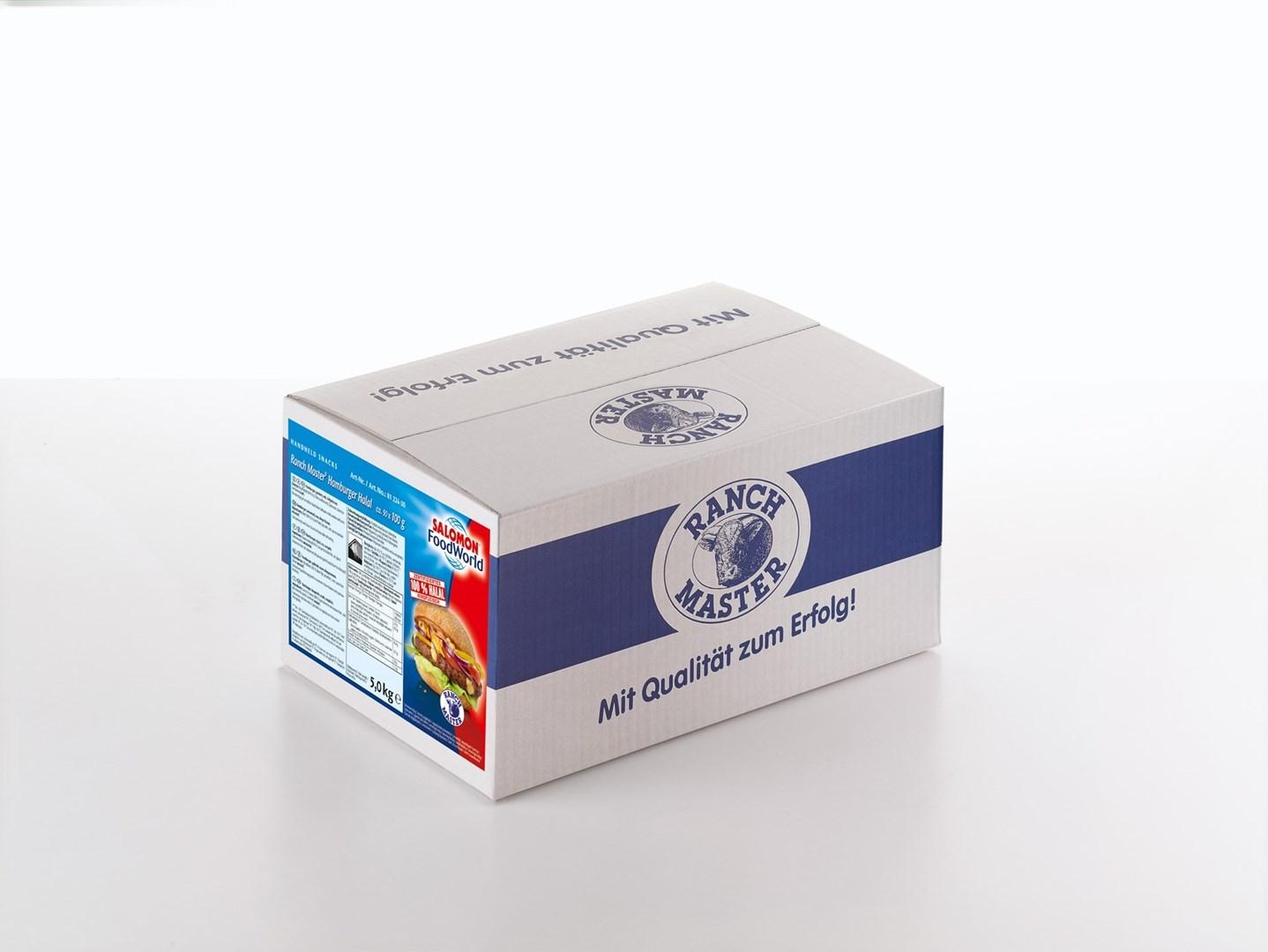 Productafbeelding Ranch Master® Hamburger Halal 100 g