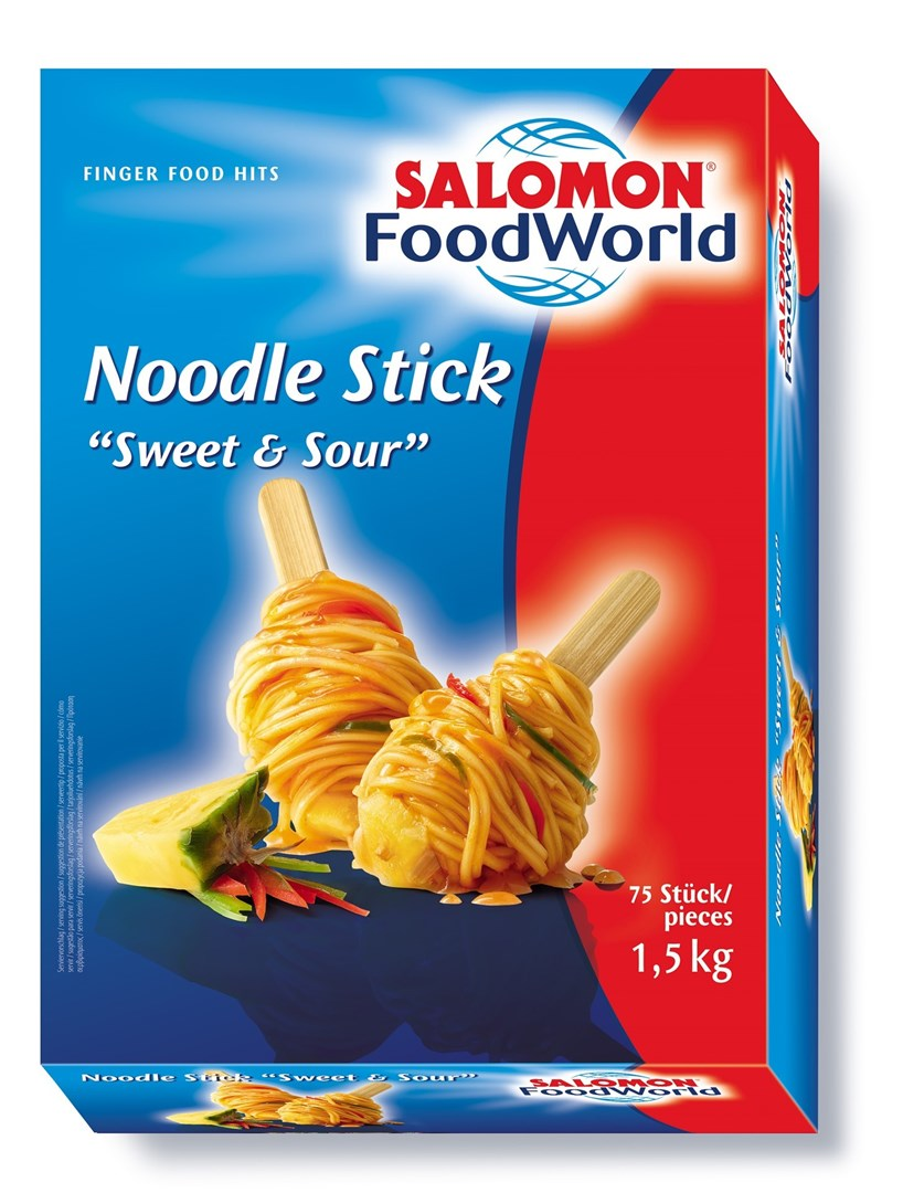 Productafbeelding Noodle Stick Sweet & Sour