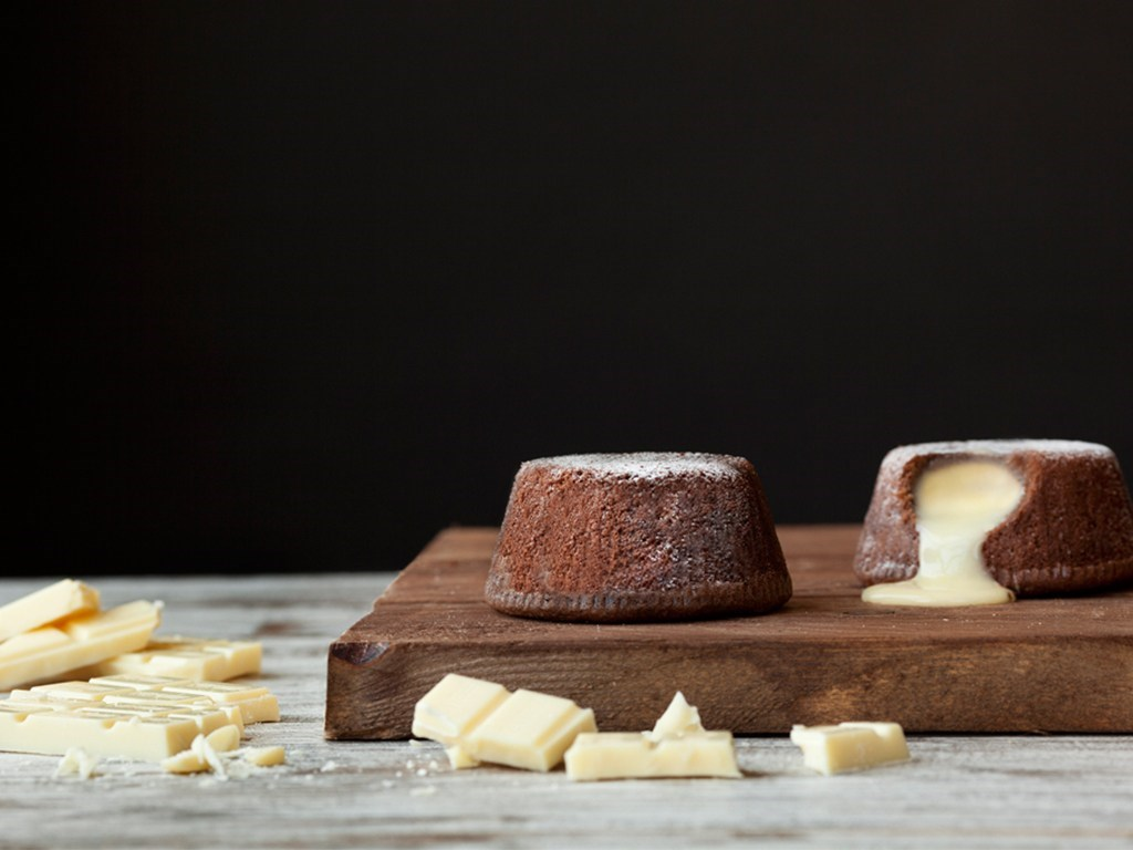 Productafbeelding Martinucci Soufflé chocolade-witte chocolade 12x100 g