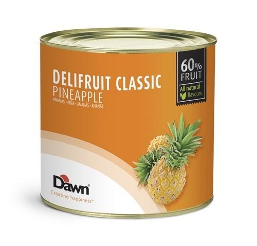 Productafbeelding Dawn Delifruit Classic Ananas 2,7 kg blik