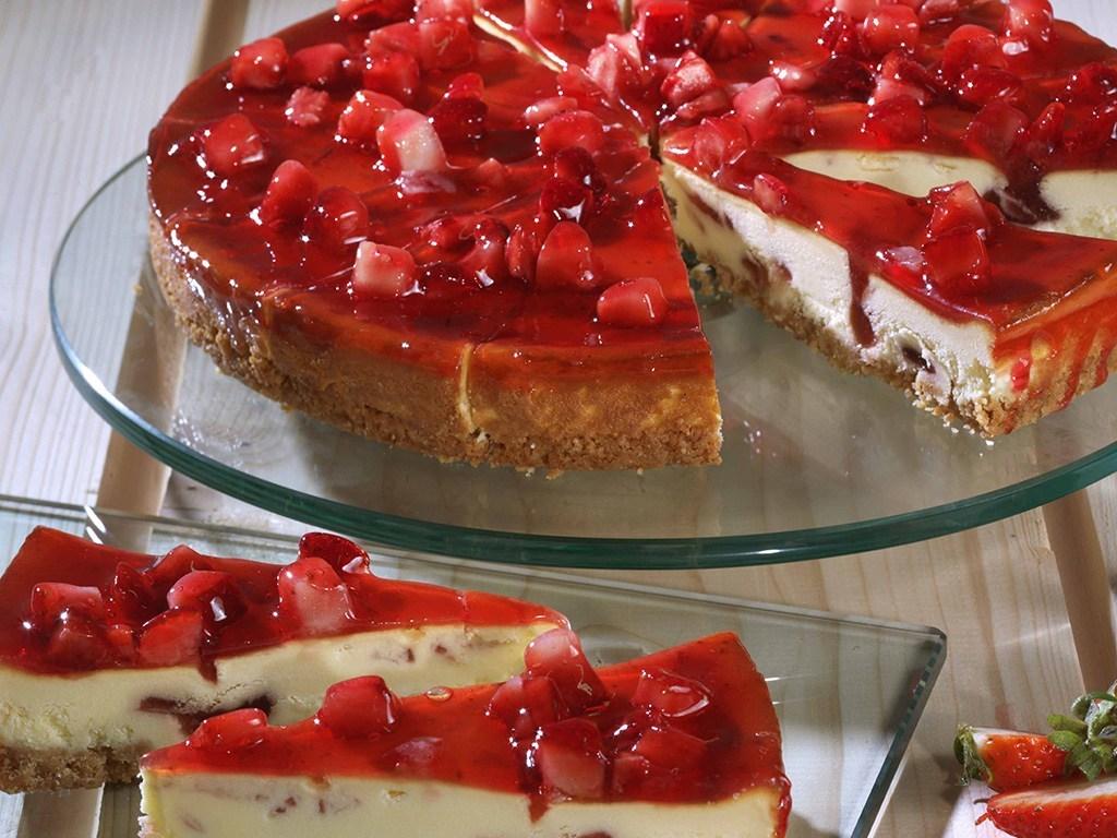 Productafbeelding Martinucci Cheesecake Fragola 1600 g