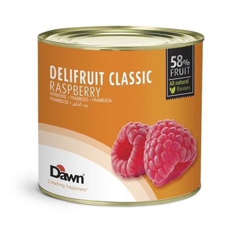 Productafbeelding Dawn Delifruit Classic Framboos 2,7 kg blik