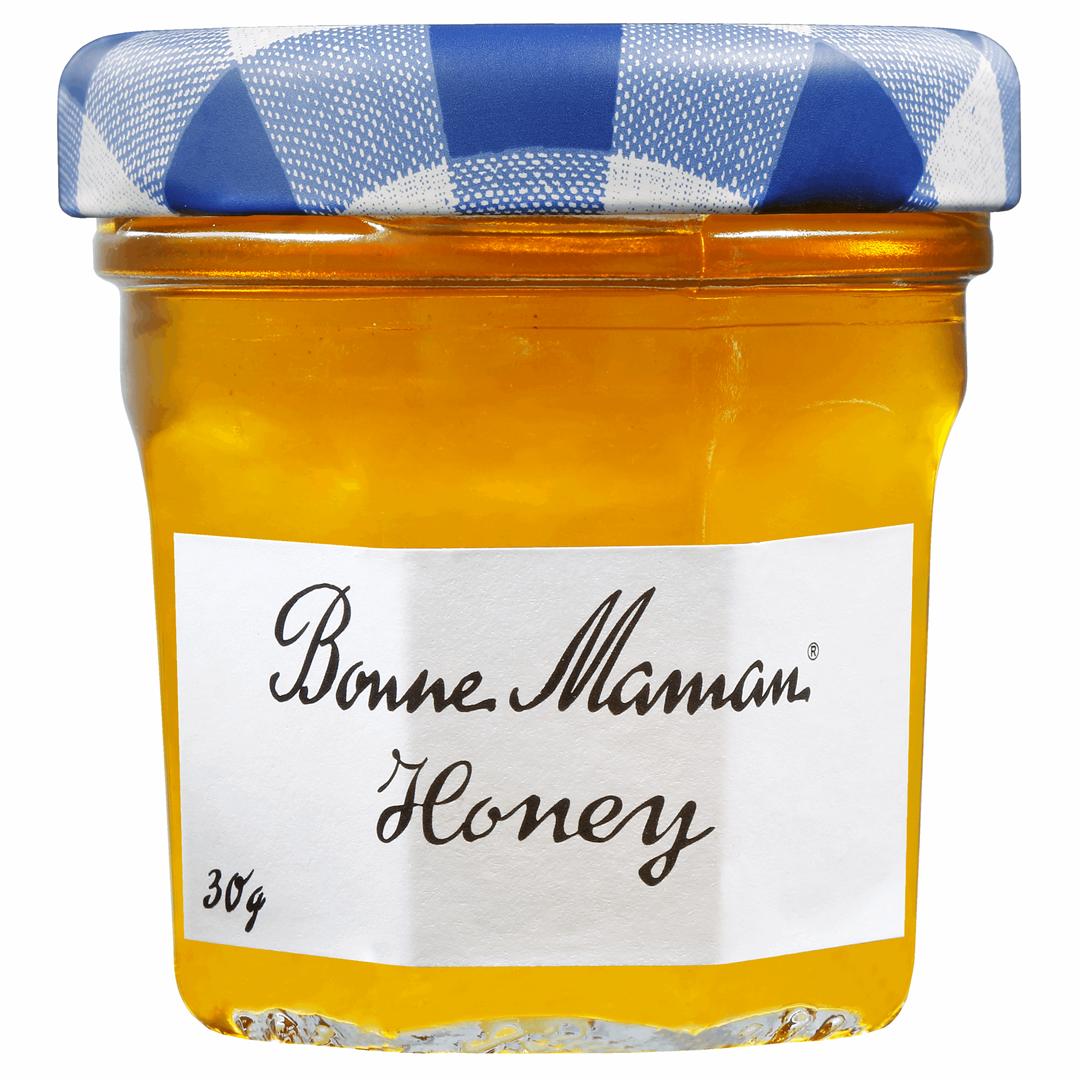 Productafbeelding Bonne Maman honing 30g pot