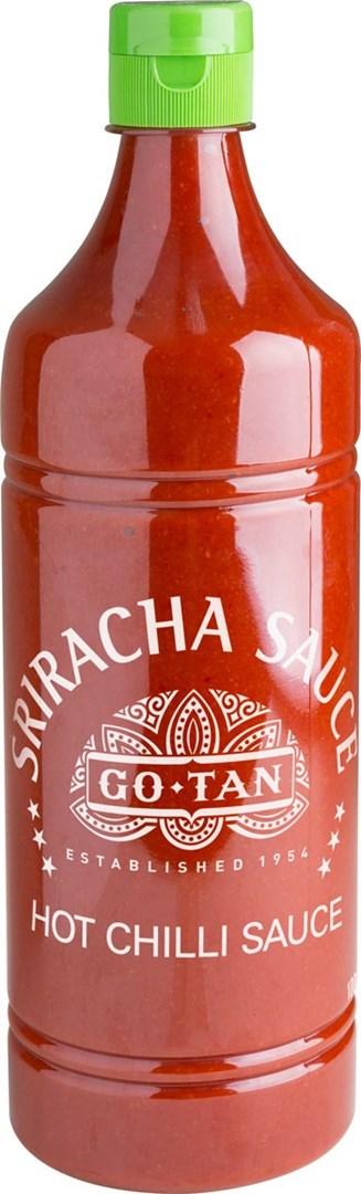 Productafbeelding Go-Tan Sriracha Hot Chillisaus 1000ml