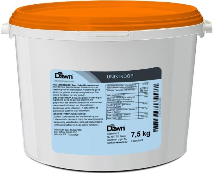 Productafbeelding Dawn Unistroop 7,5 kg emmer
