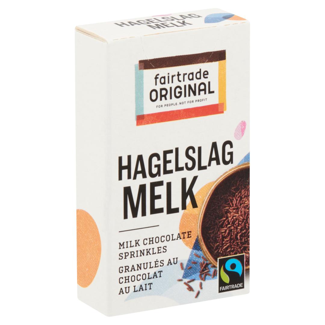 Productafbeelding Hagelslag melk doosje 80x15g