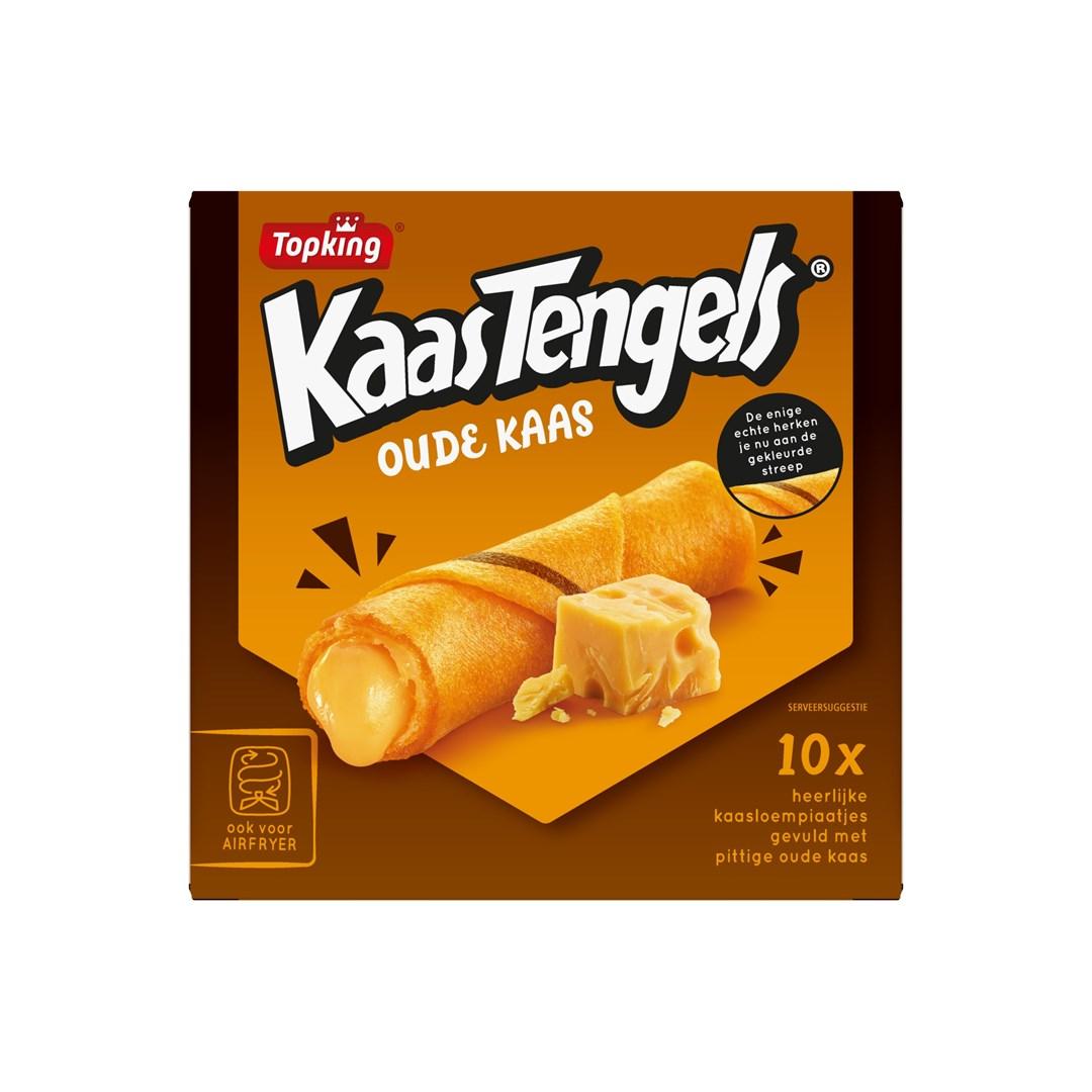 Productafbeelding KaasTengels 10 st.