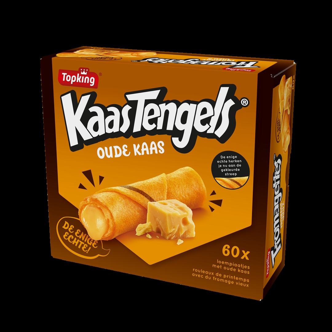 Productafbeelding KaasTengels Oude kaas 60 st.