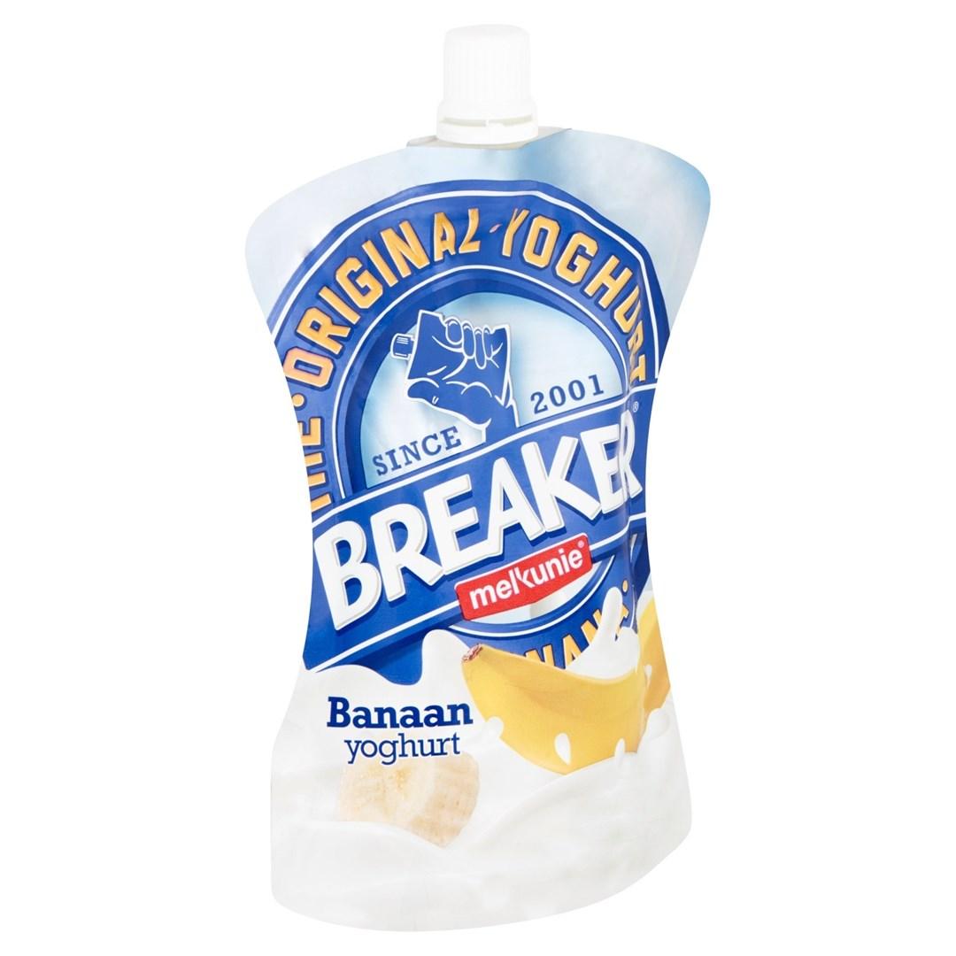 Productafbeelding Melkunie Breaker Banaan 200gr