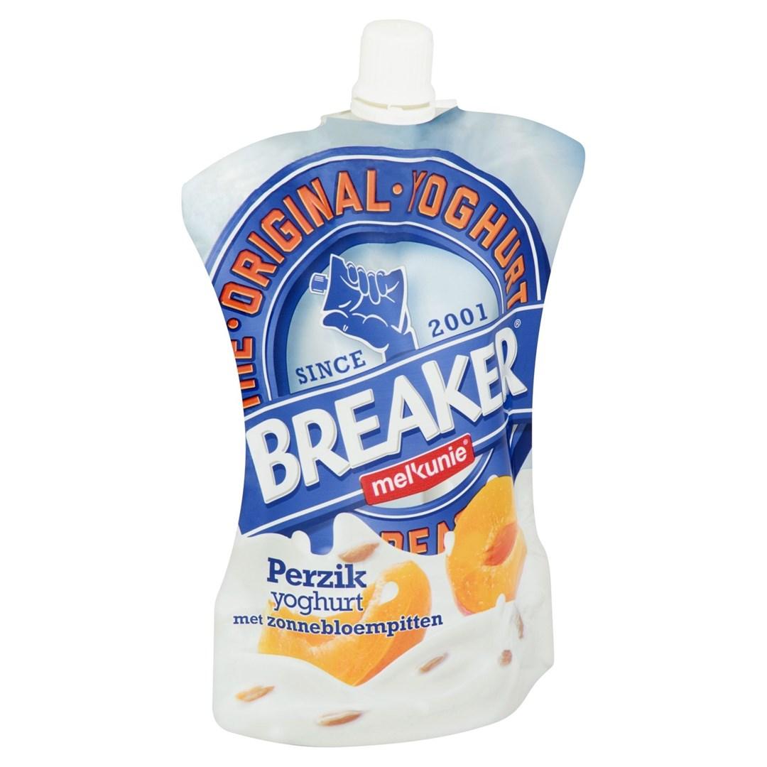 Productafbeelding Melkunie Breaker Perzik 200gr