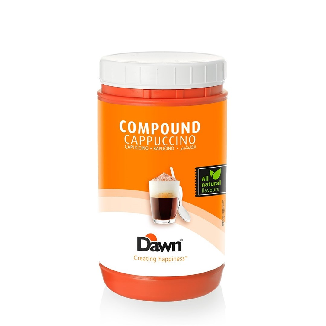 Productafbeelding Dawn Compound Cappuccino 1 kg pot