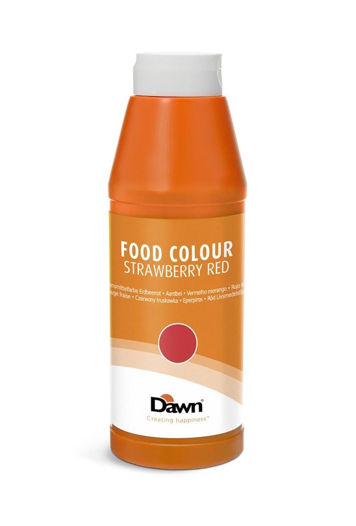 Productafbeelding Dawn Kleurstof Rood, Tint Aardbei1 kg fles