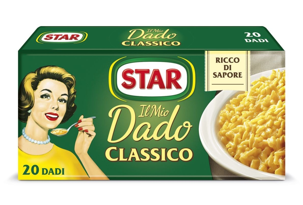 Productafbeelding Star Bouillonblokjes Il Mio Dado Classico 200 g Doos