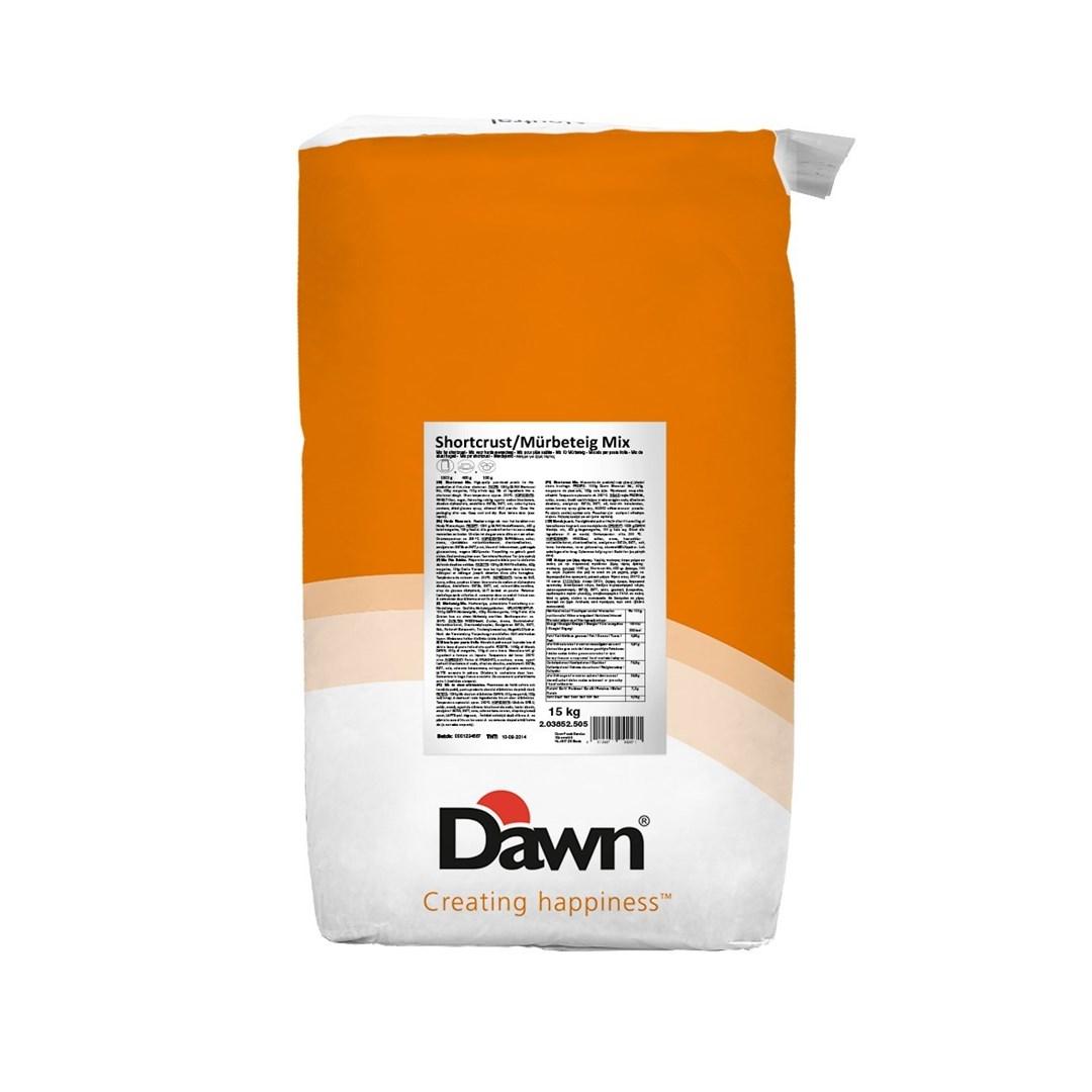 Productafbeelding Dawn Shortcrust/Mürbeteig Mix 15 kg zak
